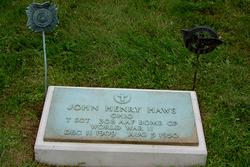 John Henry Haws