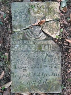 Stephen Hail, Jr