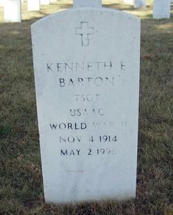 Kenneth E. Barton, Sr