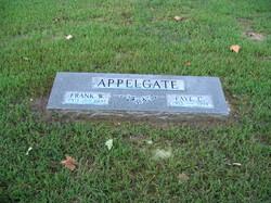 Gladys Faye <i>Carter</i> Appelgate
