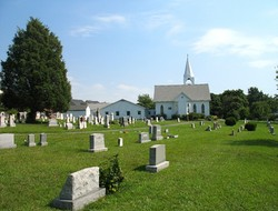 Clarksburg United Methodist Church Cemetery