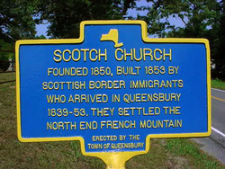 Scotch Church Cemetery