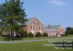 Shackelfords Chapel UMC Cemetery