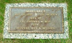 Margaret Mary <i>Barrett</i> Bell