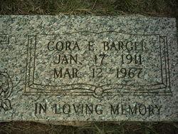 Cora E. Barger