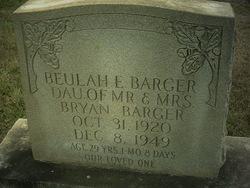 Beulah E. Barger