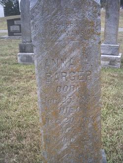 Anna A. Barger