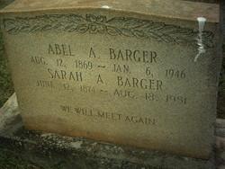 Abel Alfred Barger