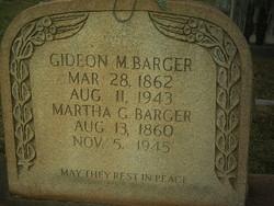 Gideon Moses Barger