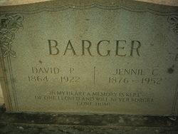 David Pinkney Barger