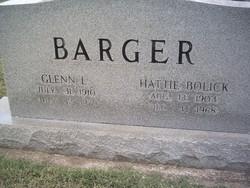 Glenn Lafayette Barger