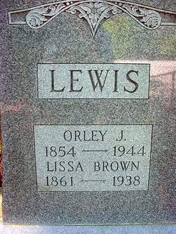 Lissa <i>Brown</i> Lewis