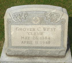 Grover Cleveland Clevie West