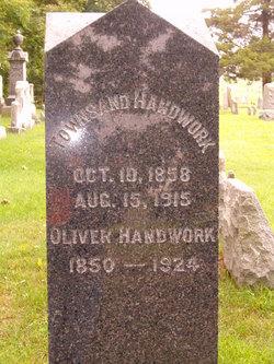 Charles Oliver Handwork