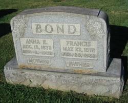 Anna E Bond