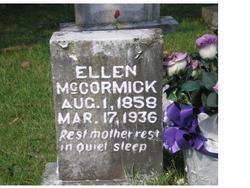 Eliza Ellen <i>Harlow</i> McCormick