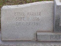 Ethel <i>Parker</i> Barlow