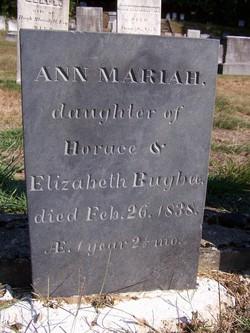 Ann Mariah Bugbee