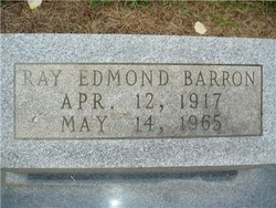 Ray Edmond Barron