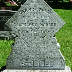 Margaret Imogene <i>Hodges</i> Soule