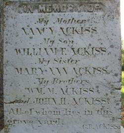 William F. Ackiss