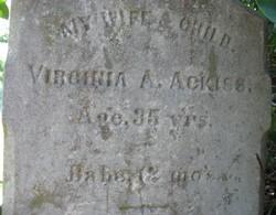 Virginia Ann Jennie Ackiss