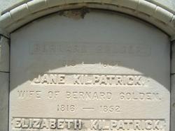 Jane <i>Kilpatrick</i> Golden