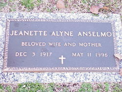 J Alyne <i>Cobb</i> Anselmo