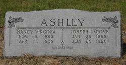 Nancy Virgina <i>Kirby</i> Ashley
