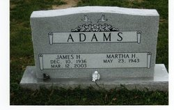 James Harvey Adams