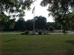 Grovertown Cemetery