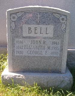 Elizabeth M <i>Foley</i> Bell