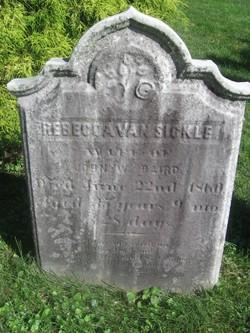 Rebecca <i>Van Sickle</i> Baird