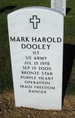 Mark Harold Dooley