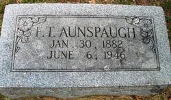 Fred Taylor Aunspaugh