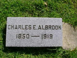 Charles Ezra Albrook