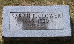 Sarah Elizabeth <i>Crook</i> Clower