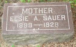 Elsie A. Sauer