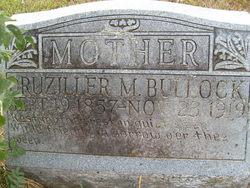 Druziller M Bullock