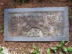 John David Bible
