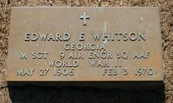 Edward Ethridge Whitson