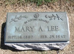 Mary A. Lee