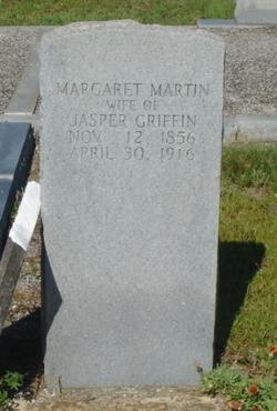 Margaret <i>Martin</i> Griffin