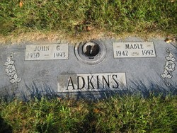 Mabel <i>Roark</i> Adkins