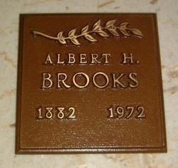 Albert H Brooks