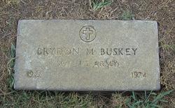 Brydon M. Buskey