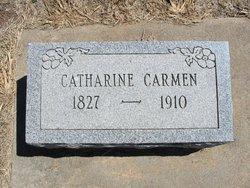 Catharine Carmen