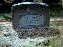 Loy James Hairston