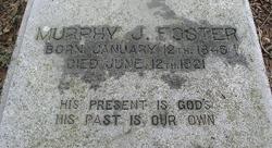 Murphy James Foster