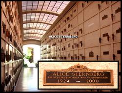 Alice <i>Simon</i> Sternberg